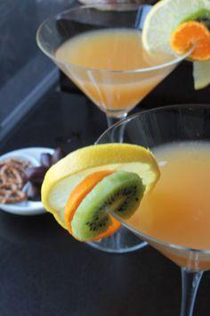 Non-alcoholic cocktail!