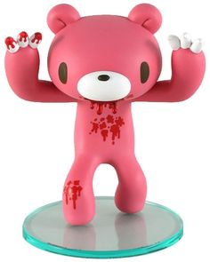 "Designer Vinyl Love - 5"" Gloomy Bear Threat, 2010 produced by Kidrobot"