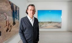 Photographer Jeff Wall at the Marian Goodman Gallery in London. Photo by Linda Nylind. Jeff Wall Photography, Artistic Photography, Video Photography, Digital Photography, Amazing Photography, Contemporary Photographers, Contemporary Artists, British Columbia, Vancouver