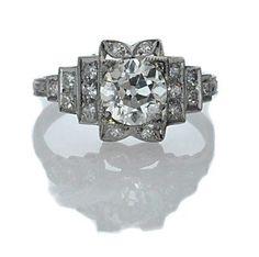 Antique Ring- So Pretty