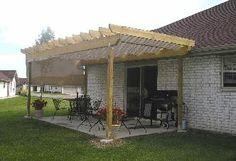 Free+Standing+Patio+Cover+Plans | Pergola+designs+for+patios