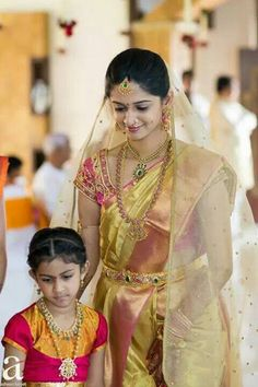 Discover thousands of images about Bhargavi kunam Bridal Silk Saree, Saree Wedding, Wedding Bride, Saree Blouse Patterns, Saree Blouse Designs, Bridal Looks, Bridal Style, Wedding Saree Collection, Saree Models