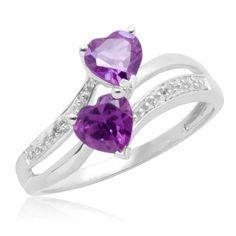 10k-white-gold-double-heart-shaped-created-ceylon-sapphire-with-diamond-heart-ring.jpg (500×500)