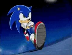 Shadow the Hedgehog Running animation | like Amy and Cream too~ They are so helpful and kind when there on ...