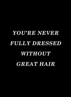 Quotes hair beauty hairinspo beautyinspo hairstylistquotes quotes hair beauty hairinspo beautyinspo tips to treat damaged hair with pantene Hairdresser Quotes, Hairstylist Quotes, Hair Salon Quotes, Hair Qoutes, New Hair Quotes, Hair Sayings, Hair Quotes Inspirational, Adventure Time, Hair And Beauty Salon