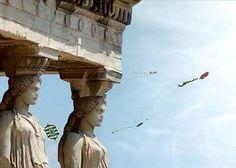 Athens. Acropolis. Apokries Photo by Maria Gratsia