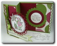 Image is from a cute stamp set from STampin up called Greeting Card kids