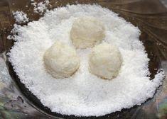 Nepečené guličky kokosové, makové a čoko bez cukru, recept, Nepečené zákusky   Tortyodmamy.sk Sugar