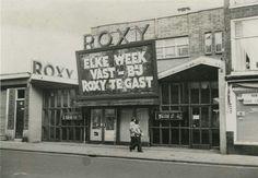Boekhorststraat  Roxy bioscoop