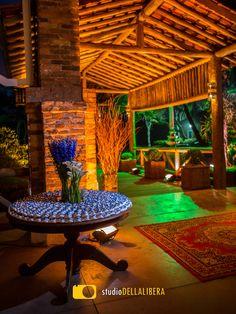 Casamento no campo, realizado em Piracicaba, no belo espaço Haras, com o toque da Verde Total decorações