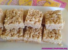 "Honey Rice Bubble Crunch - a Kiwi Classic and so simple. This is the best ""Mum I need a plate for school!"" recipe around. Check it out on my blog www.justamumnz.wordpress.com"