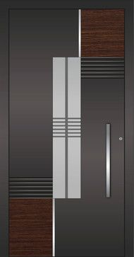 Standard Designs - contemporary - front doors - bristol - RK Door Systems