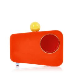 MOBILE CLUTCH - Charlotte Olympia - ROW