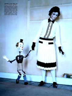 Amazing Photography of Mechanical Doll by Tim Walker