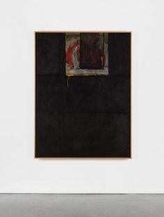 Robert Motherwell, Royal Dirge, 1972, Andrea Rosen Gallery