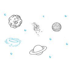 planets space draw drawing easy step planet drawings easydrawingguides learn tutorial galaxy gas object giant looking