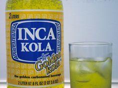 Soda: Inca Kola, Peru's National Soda