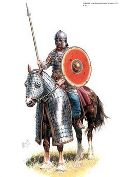 Late Roman Cavalryman.