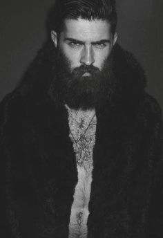 Chris John Millington - I must have been Russian in previous life, cause this is ALL kinds of sexy! Epic Beard, Full Beard, Chris Millington, Chris John, I Love Beards, Beard Lover, Book Boyfriends, Funky Hairstyles, Ex Husbands