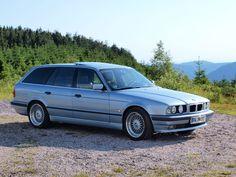 BMW 5-Series (E34) Touring