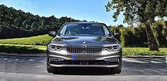 New BMW 5 Series 520d  most popular model