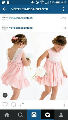 ᴴ ᵉ ᴸ ᴸ ᵒ spring Dressy Dresses, Petite Dresses, Cute Dresses, Little Girl Dresses, Girls Dresses, Flower Girl Dresses, Sewing Kids Clothes, Cute Baby Clothes, Baby Girl Fashion