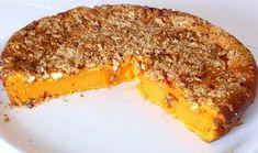 Como fazer Tarte de Abóbora Cake Recipes, Dessert Recipes, Desserts, Cheesecakes, Malva Pudding, Vegetarian Recipes, Cooking Recipes, Mousse, Portuguese Recipes