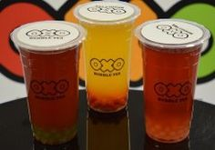 OXO BUBBLE TEA HU Bubble Tea, Starbucks, Vsco, Bubbles, Harry Potter, Rainbow, Foods, Drinks, Tableware