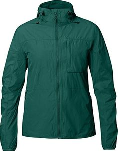 Fjllrven Womens High Coast Wind Jacket Copper Green XXS >>> Check out the image by visiting the link.