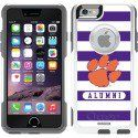 Clemson Alumni 2 on OtterBox Commuter Series Case for iPhone 6