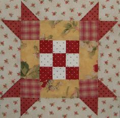 not sure what this block is called but it's from the knot garden blogspot & I like it!