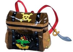 sac à dos pirate (Kidorable)