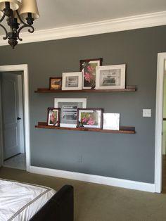 Shallow Shelves