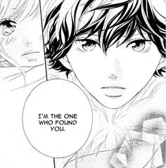 #Ao Haru Ride #shoujo
