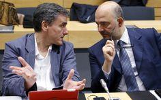 Δεν υπάρχει πλέον συζήτηση για Grexit αλλά για την επιτυχία, τόνισε ο Ευρωπαίος Επίτροπος στη συνέντευξη που έδωσε μαζί με τον Ευκλείδη Τσακαλώτο. Εκτίμησε ότι θα επιστρέψει η χώρα σε ανάπτυξη το β…