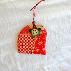 Christmas tree decor New year good luck charm good luck gift ceramic ornament hanging Christmas house Ornaments Ideas, Christmas Tree Decorations, Christmas Ornaments, Holiday Decor, Good Luck Gifts, Ceramics, Boutique, House, Xmas Ornaments