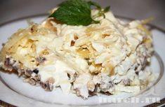 Салат с сайрой Летучий голландец, salaty rybnye salaty
