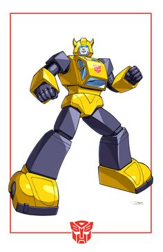 G-1 Bumblebee by ~Dan-the-artguy on deviantART