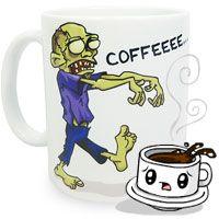 Caneca Zombie Wants Coffee Presentes Criativos 576d0d073c81c