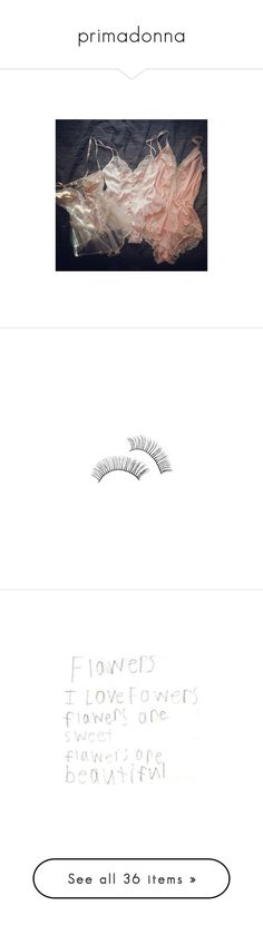 """primadonna"" by yaelso ❤ liked on Polyvore featuring pictures, lingerie, pics, pictures., sets, beauty products, fillers, makeup, beauty and black fillers"