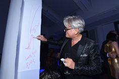 Giuseppe 20th Anniversary Party, Hong Kong, October 2014