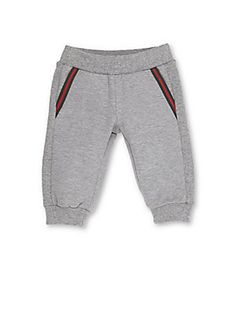 Gucci Infant's Jogging Pants