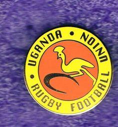 Uganda Rugby Union Badge