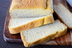 Finding it hard to give up carbohydrates? This keto bread makes the switch much easier, easily being able to still have sandwiches and toast.