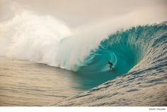 Teahupoo roars to life for another round of death-defying tow and paddle sessions.