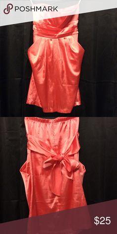 221d28f149 I just added this listing on Poshmark  Salmon color Dress.  shopmycloset   poshmark