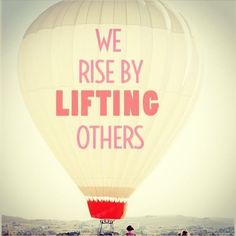 We Rise By Lifting Others! – Innovations Health And Wellness