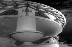 Frank Lloyd Wright. Annunciation Greek Orthodox Church. 1956-62. Wauwatosa, Wisconsin
