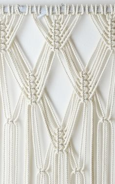 How To Make A Macrame Wall Hanging wall panels handmade macramé technique. material: 100% polyester