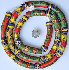 AC  Trade beads. Found on picardbeads.com